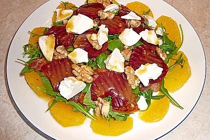 Rote Bete-Salat mit Ziegenkäse 23