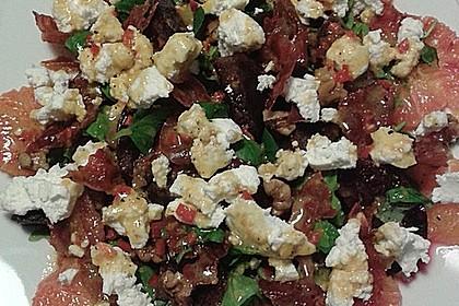 Rote Bete-Salat mit Ziegenkäse 25