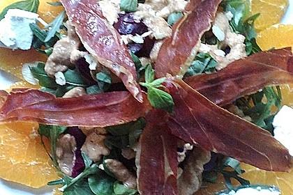 Rote Bete-Salat mit Ziegenkäse 10