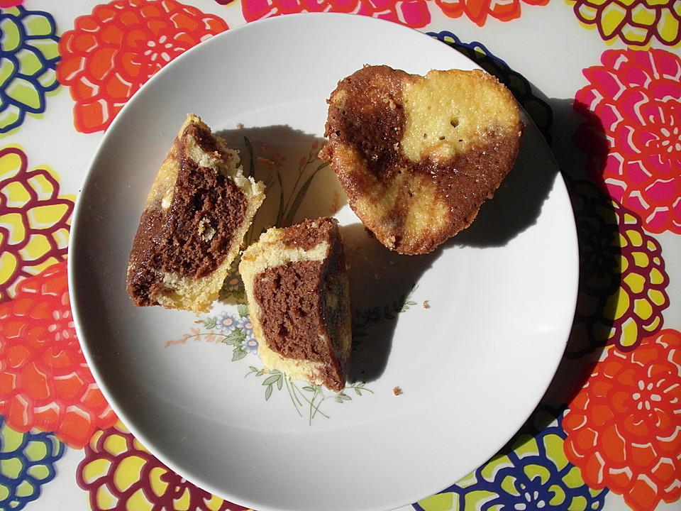 marmor muffins rezept mit bild von nikita666. Black Bedroom Furniture Sets. Home Design Ideas