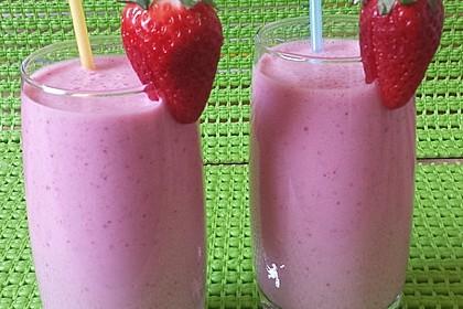 Erdbeer - Shake