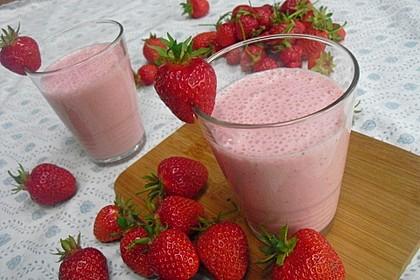 Erdbeer - Shake 1