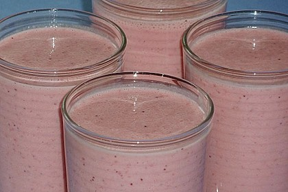 Erdbeer - Shake 12