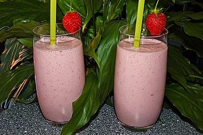 Erdbeer - Shake 4