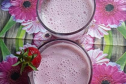 Erdbeer - Shake 8