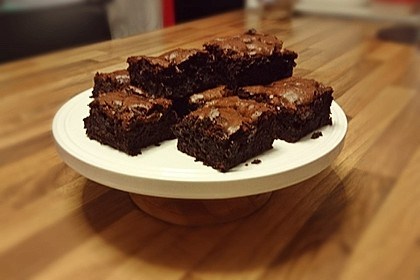 American Double Choc Brownies 71