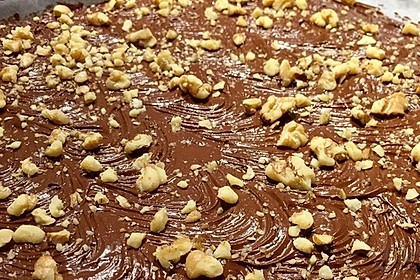 American Double Choc Brownies 85