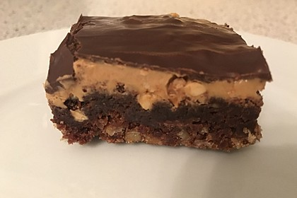American Double Choc Brownies 70