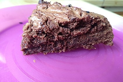American Double Choc Brownies 77