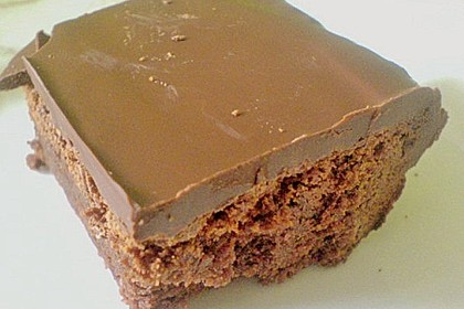 American Double Choc Brownies 61
