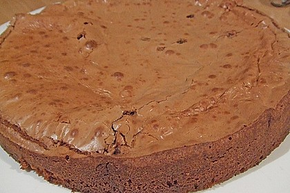 American Double Choc Brownies 158