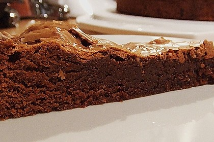 American Double Choc Brownies 19