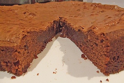 American Double Choc Brownies 87