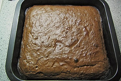 American Double Choc Brownies 181