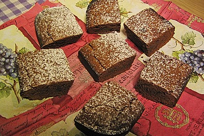 American Double Choc Brownies 94