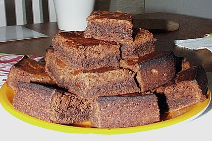 American Double Choc Brownies 93