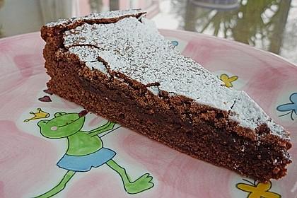 American Double Choc Brownies 18
