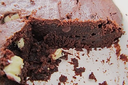 American Double Choc Brownies 163