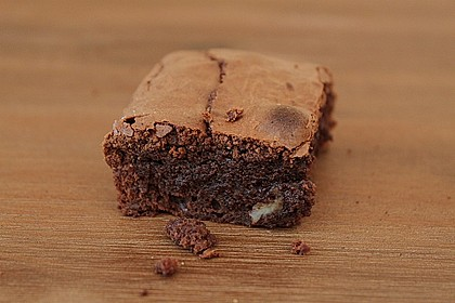 American Double Choc Brownies 7