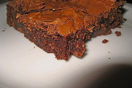 American Double Choc Brownies 91