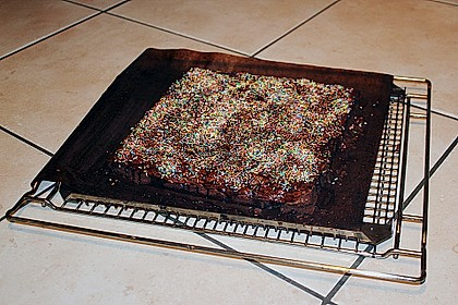 American Double Choc Brownies 168