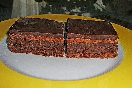 American Double Choc Brownies 55