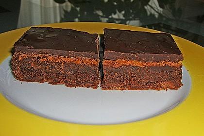 American Double Choc Brownies 59