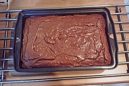 American Double Choc Brownies 126