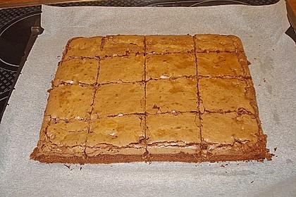 American Double Choc Brownies 117