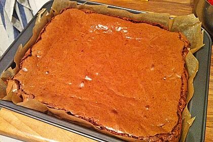 American Double Choc Brownies 145