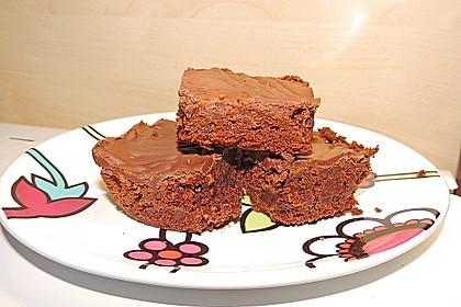 American Double Choc Brownies 60