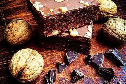American Double Choc Brownies