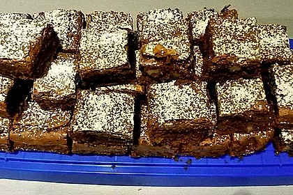 American Double Choc Brownies 172