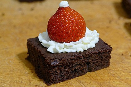 American Double Choc Brownies 3
