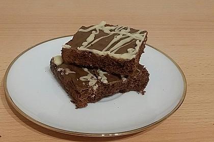 American Double Choc Brownies 58