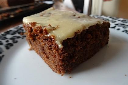 American Double Choc Brownies 47