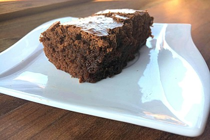 American Double Choc Brownies 140