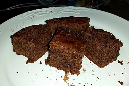 American Double Choc Brownies 130