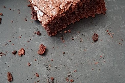 American Double Choc Brownies 205
