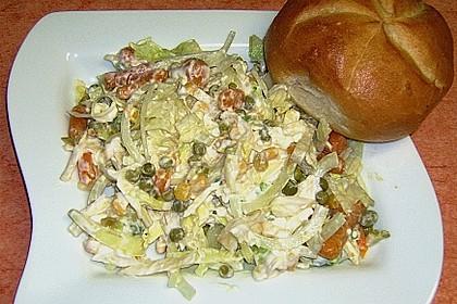 Sommer - Schichtsalat 3