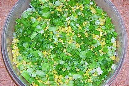 Sommer - Schichtsalat 1