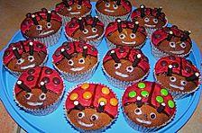 Marienkäfer - Muffins