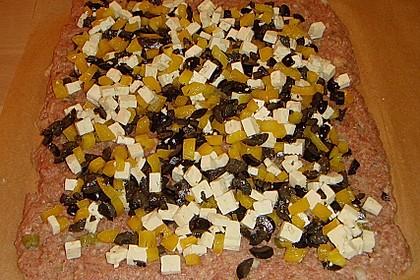 Mediterraner Hackbraten mit Oregano-Kartoffeln 123