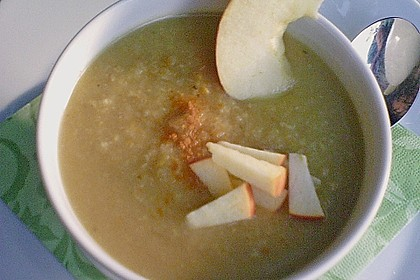 Apfel - Sellerie - Suppe 7