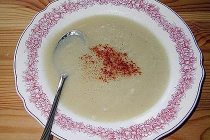 Apfel - Sellerie - Suppe 6