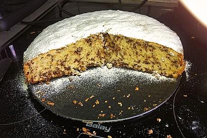 Marmorkuchen mit Öl und Mineralwasser 21