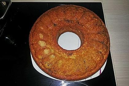 Marmorkuchen mit Öl und Mineralwasser 11