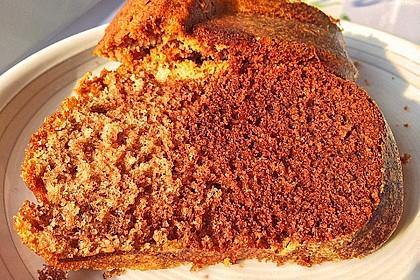 Marmorkuchen mit Öl und Mineralwasser 6