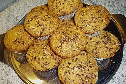 Schokoladen - Muffins 9