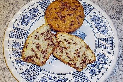 Schokoladen - Muffins 2